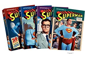 Adventures Of Superman - The Complete First Six Seasons 20pc by Warner Home Video