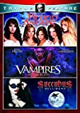 Vampires: Out for Blood & Blood Angels & Succubus [DVD] [Region 1] [US Import] [NTSC]