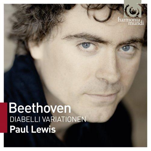 ベートーヴェン:ディアベリ変奏曲 Op.120 (Beethoven : Diabelli Variationen / Paul Lewis) [日本語解説書付]
