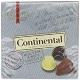 Beech's Continental Chocolate Collection 90 g (Pack of 4)