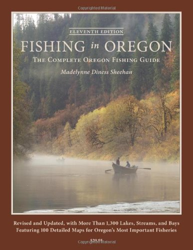 Fishing in Oregon, Eleventh Edition (Books Fishing compare prices)