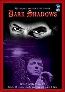 Dark Shadows Collection 19 from Mpi Home Video