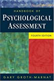 Handbook of psychological assessment /