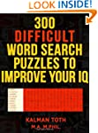 300 Difficult Word Search Puzzles to...