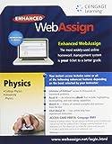 Enhanced WebAssign College Physics Access Card (One Term)
