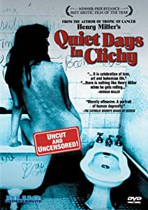 Quiet Days in Clichy (Widescreen & Uncut) [Import]
