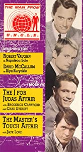 Amazon.com: The Man from U.N.C.L.E. #16: The J for Judas Affair / The