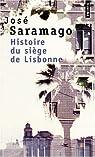 Histoire du siège de Lisbonne par Saramago