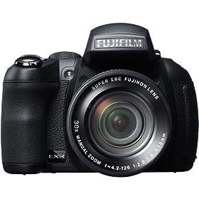 (超赞)Fujifilm FinePix HS30EXR 富士 1600万像素数码相机 30倍光变 $283.7