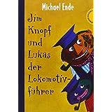 """Jim Knopf und Lukas der Lokomotivf�hrer.von """"Michael Ende"""""""