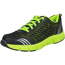 Action Shoes Action Sports Men Sports Shoes Bmb-702-Black-Green