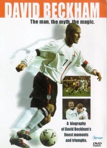 David Beckham: The Man, The Myth, The Magic [DVD]