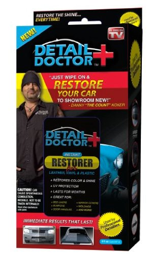 As Seen On Tv Detail Doctor, Restore Your Car