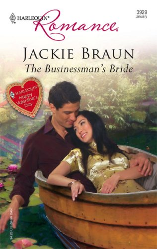Image for The Businessman's Bride (Harlequin Romance)