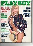 Playboy Magazine, October 1989