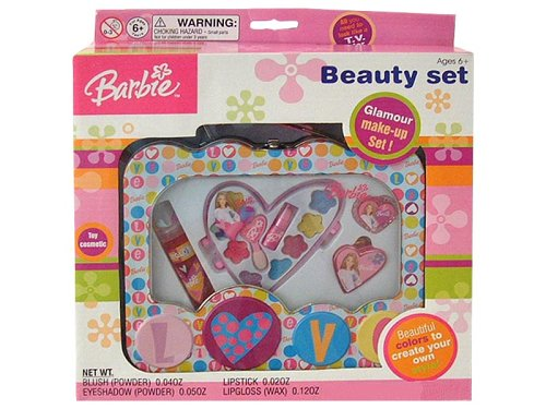Barbie Makeup Box Barbie Beauty Box Make up Set
