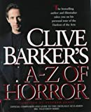 Clive Barker's A-Z Horror (0061053678) by Jones, Stephen
