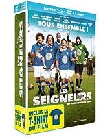Les Seigneurs - Blu-ray + DVD + le T-Shirt de l'équipe [Blu-ray] [Coffret Blu-ray + T-shirt]