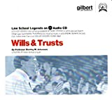 img - for Law School Legends Wills & Trusts (Law School Legends Audio Series) book / textbook / text book