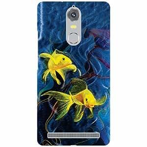 Lenovo K5 note Printed Mobile Back Cover
