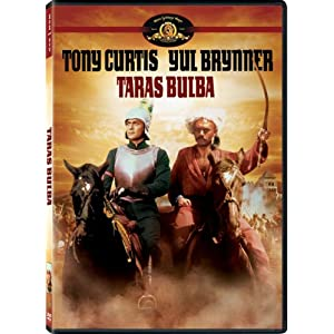 Tarus Bulba starring Tony Curtis.