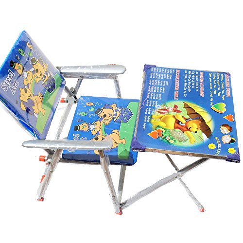 My Angel Kids Folding Study table and chair