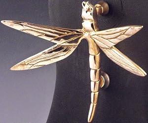 Mayer mill dragonfly door knocker - Dragonfly door knockers ...