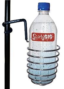SwirlyGig SG1010 Drink Holder for 1/2 Tubing, Chrome
