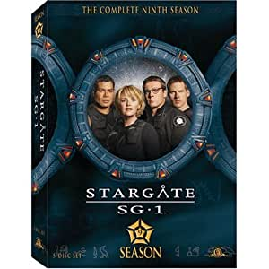 Stargate SG-1: The Complete Ninth Season (Bilingual)