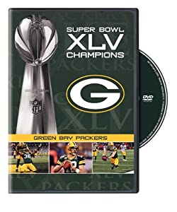 NFL Super Bowl XLV Champions: Green Bay Packers from NFL