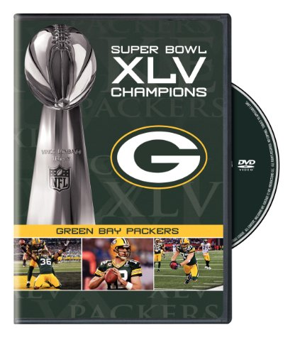 NFL Super Bowl XLV: Green Bay Packers Champions by Vivendi Entertainment