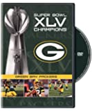 NFL Super Bowl XLV Champions: Green Bay Packers