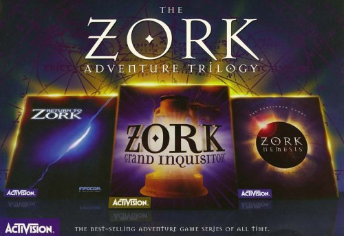 The Zork Adventure Trilogy (PC)