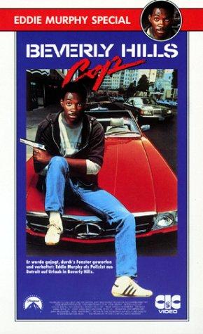 Beverly Hills Cop [VHS]
