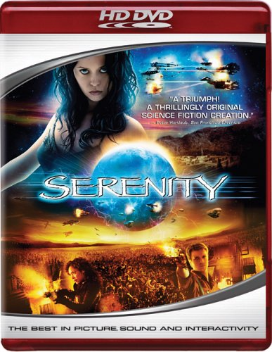 Serenity [HD DVD] [2005] [US Import]