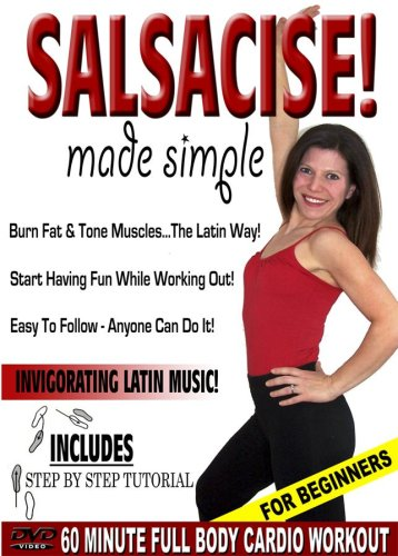 Salsacise! Made Simple - Truly for BEGINNERS (Learn the Basics of Latin and Salsa Dancing & Get A FUN Workout) (Salsa Workout Dvd compare prices)