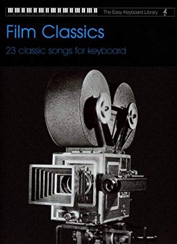 Film Classics (Easy Keyboard Library)
