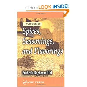 Handbook of Spices, Seasonings and Flavorings