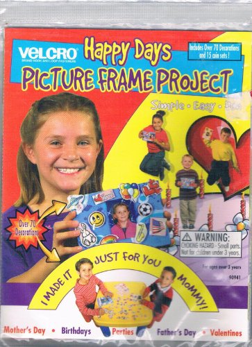 Happy Days Picture Frame Project - 1