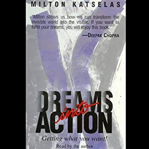 Dreams Into Action Audiobook