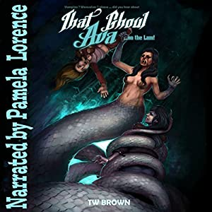That Ghoul Ava...On the Lam Audiobook
