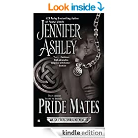Pride Mates (Shifters Unbound Book 1)