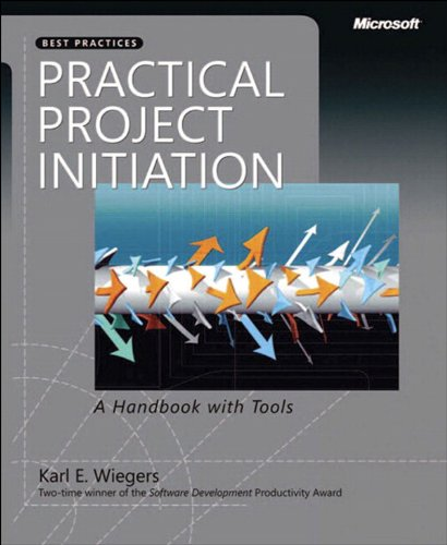 Karl Wiegers - Practical Project Initiation