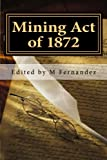 Mining Act of 1872: AMRA booklet
