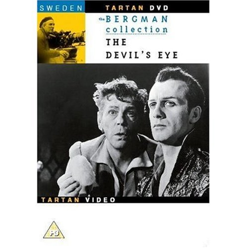The Devil's Eye [Region 2] (Eye Of The Devil compare prices)