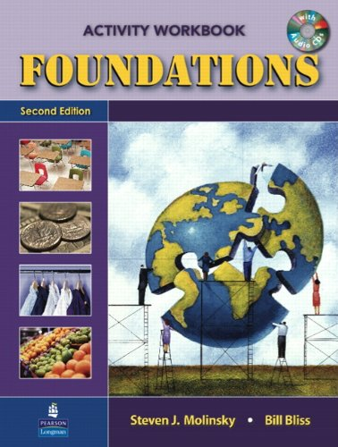 Foundations Activity Workbook