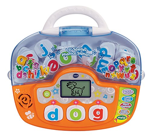 VTech Lil' Speller Phonics Station (Lil Game compare prices)