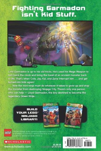 The Green Ninja (Scholastic Readers: Lego)