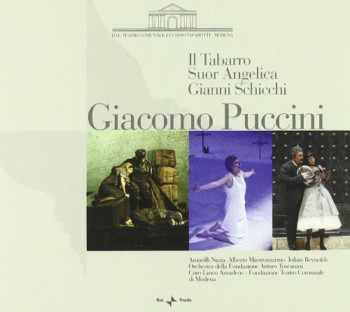 Il Tabarro, Suor Angelica, Gianni S - Puccini - CD