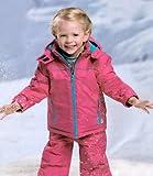 Kleinkinder Baby Mädchen Schneejacke Winterjacke Größe 110/116 NEU pink